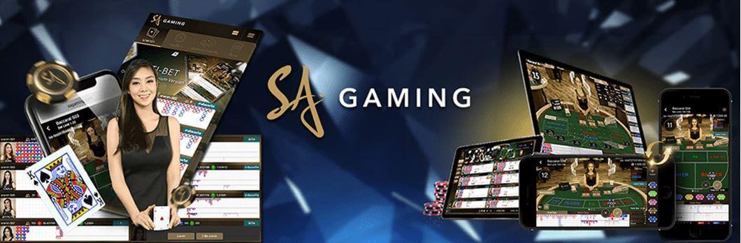 สมัครคาสิโนออนไลน์ กับ SA GAMING